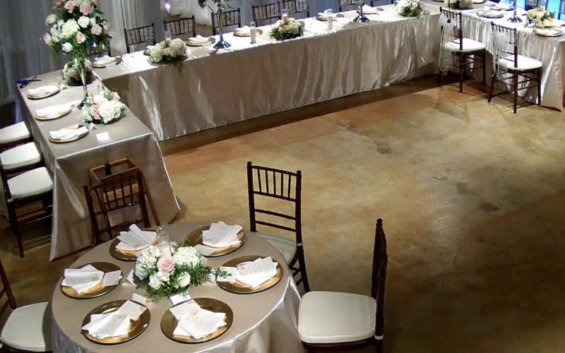 Wedding Receptions Oak Alley Plantation