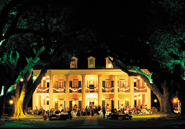 41st Annual Christmas Bonfire Party Oak Alley Plantation