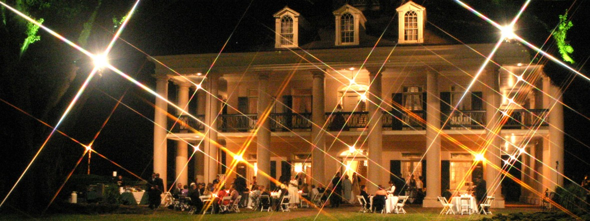 Host an Event at Oak Alley Plantation
